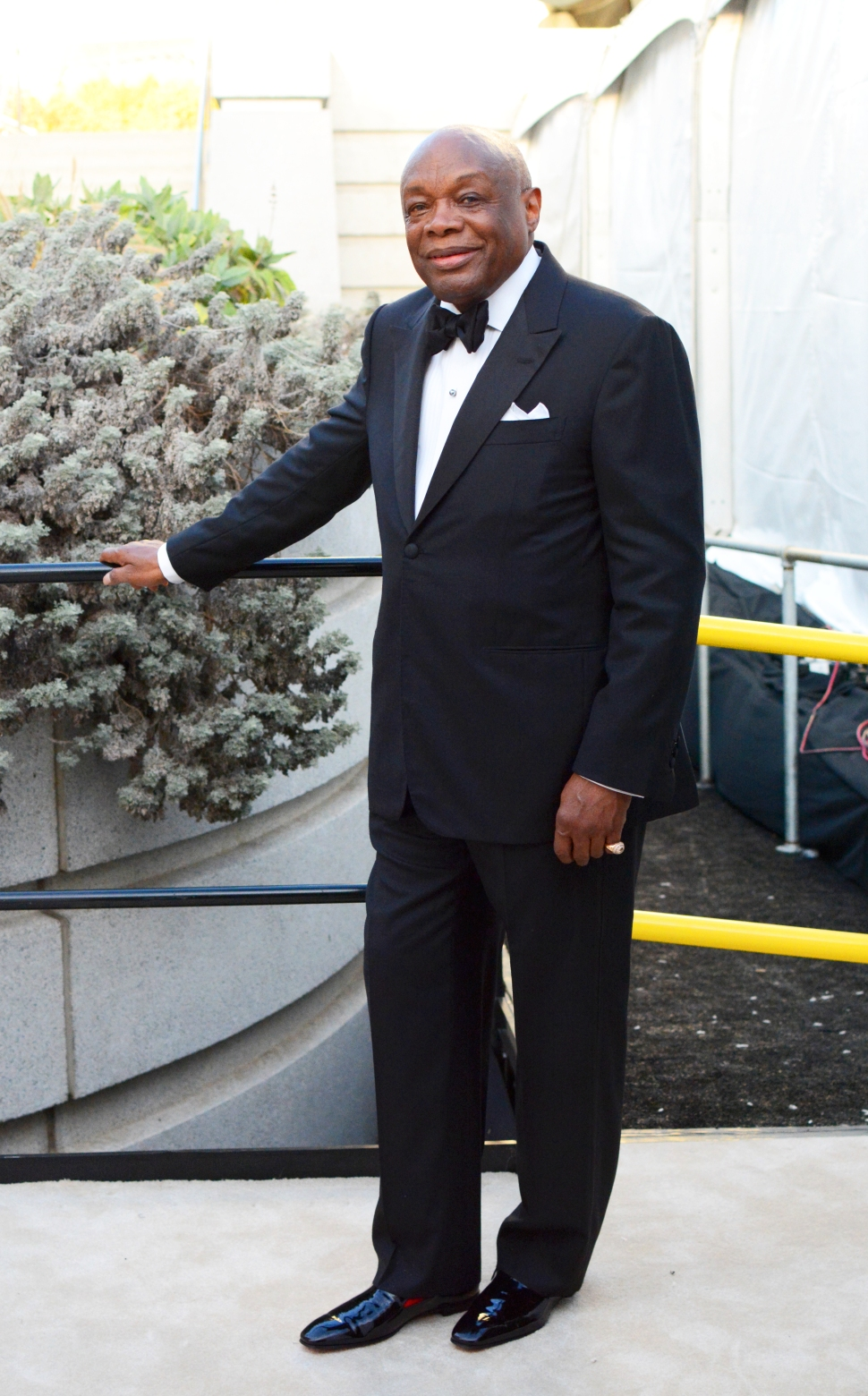 Willie Brown, SFS Gala
