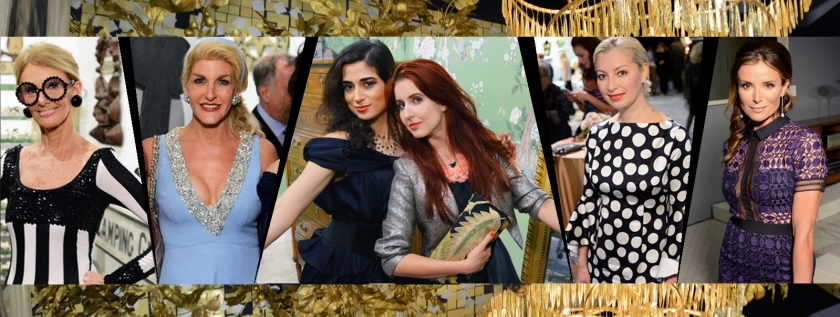 de Gournay, Suzanna Tucker, Met Gala 2015, Ken Fulk, Fashion Blog, Fashion Bloggers, San Francisco Fall Antiques Show Preview Gala, SFFAS 2015, Style, Decor, Interior Design