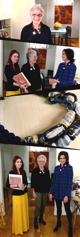 bloggers, fashion blog, fashion, style, Bay Area, San Francisco, Artists, Art, Jewellery, Australian Aboriginal Art, Alistair Trung, Annette Goertz, Betty Cooke, Trippen, Urban Archaeology Jewelry