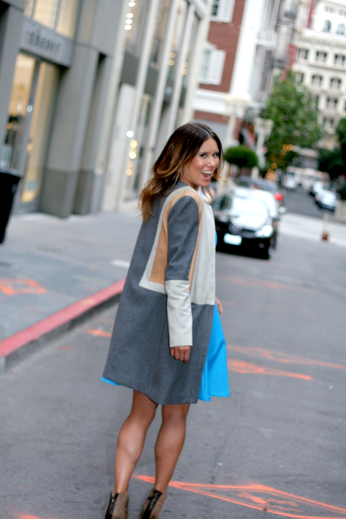 Shannon Snow, Fashion Designer, San Francisco Fashion, San Francisco Designer, Dress Designer, Workwear, Fashion Blogger, Fashion Designer Feature, San Francisco Style, Maiden Lane, Twitter Blue, Street Style,