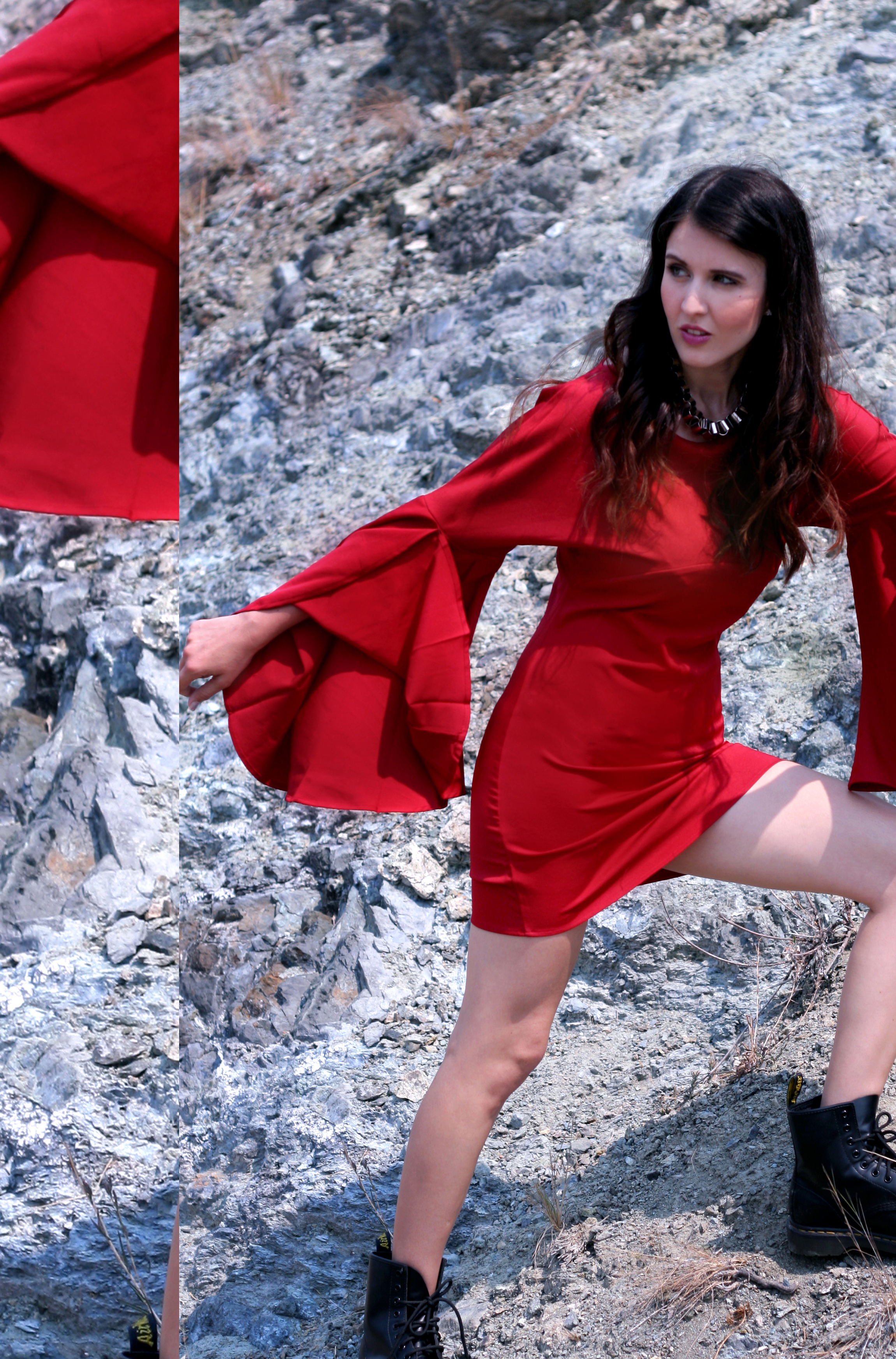 Red dress by magic 4 ur